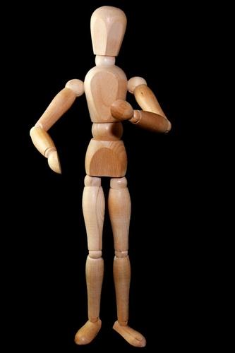 デッサン人形