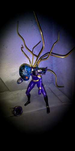 Violet-kaijin