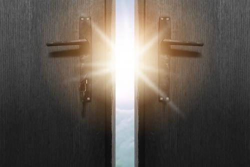 one_door